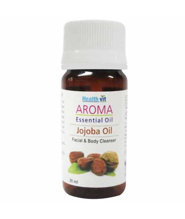 Healthvit Aroma Jojoba Essential Oil 30ml