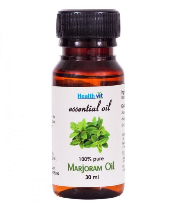 how to make marjoram essential oil