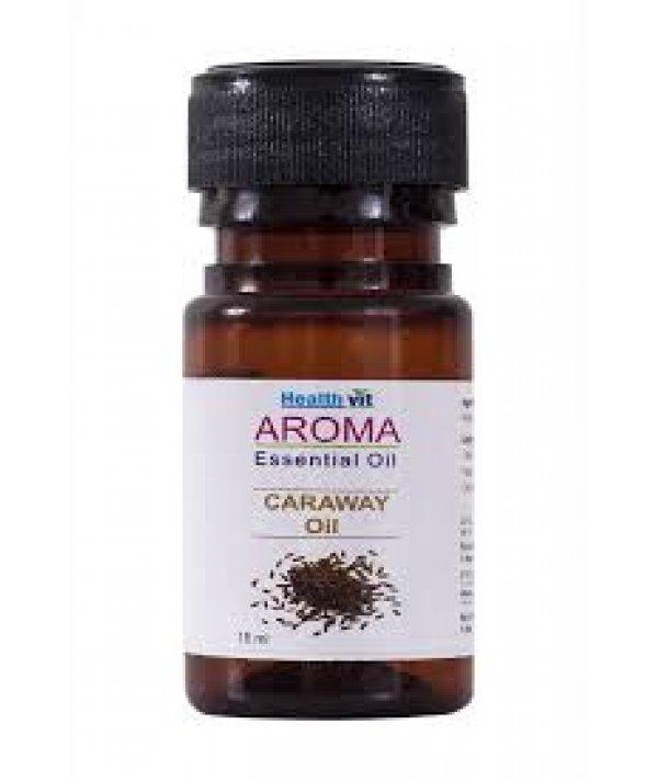 Healthvit Aroma Caraway Oil (Jeera Oil) 15ml