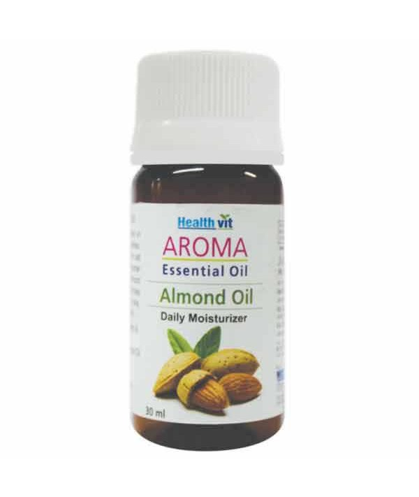 Healthvit Aroma Almond Essential Oil 30ml
