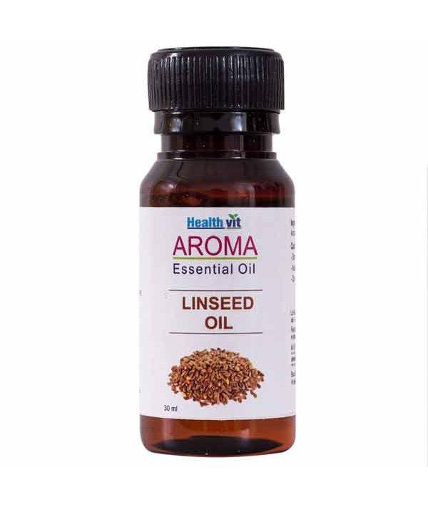 Healthvit Aroma Linseed Oil 30ml