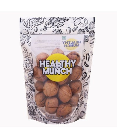 Healthy Munch Walnut with Shell 250 gms