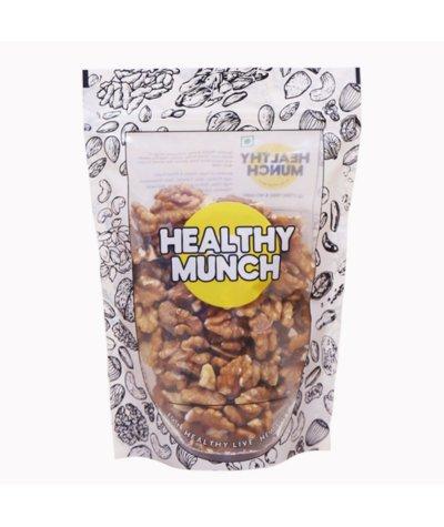 Healthy Munch Walnut Kernels (Light Halves) 250 gms