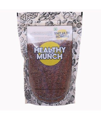 Healthy Munch Premium Flax Seeds 500 gms
