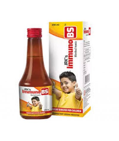 Dr JRK Siddha Immuno BS Herbal Tonic