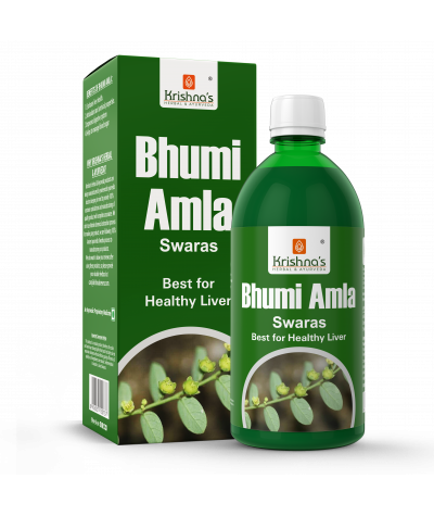 Krishna Herbal Bhumi Amla Juice