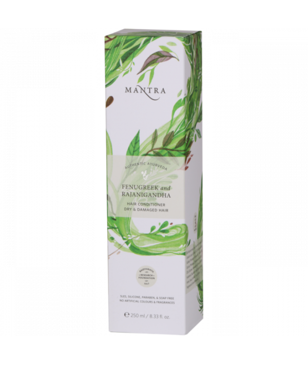 Mantra Fenugreek & Rajanigandha Conditioner Dry & Damaged Hair