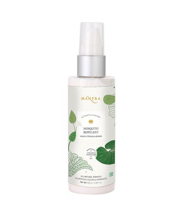 Mantra Mosquito Repellent (Nilgiri Citronella & Neem)