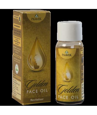 Pravek Golden Face Oil