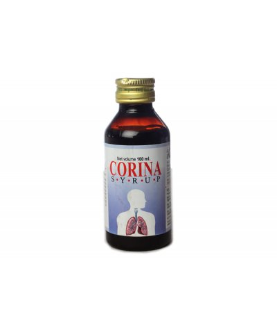 SG Phytopharma Corina Syrup