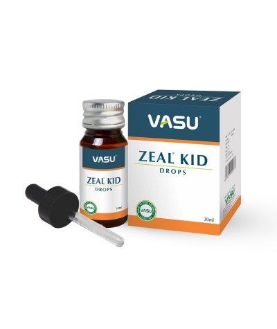 Vasu Zeal Kid Drops