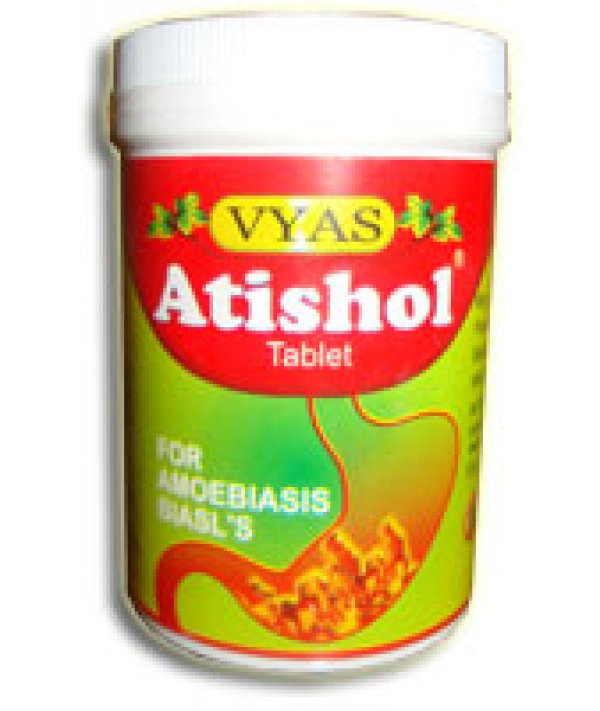 Vyas Atishol Tablet