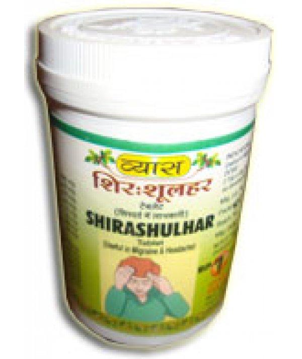 Vyas Shirashulhar Tablet