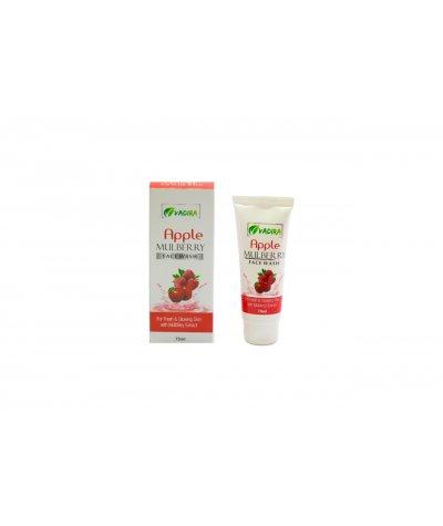 Vadira Apple Mulberry Facewash
