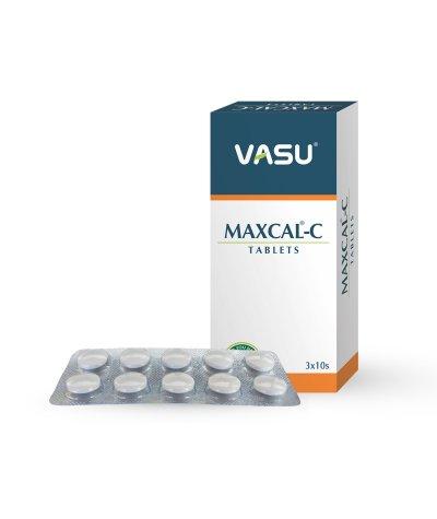 Vasu Maxcal-C Tablet