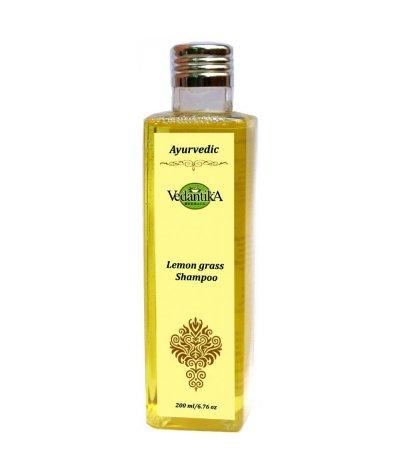Vedantika Lemon Grass Shampoo