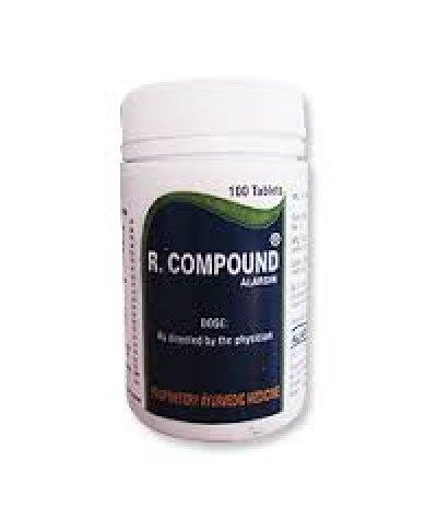 Alarsin R Compound Tablet