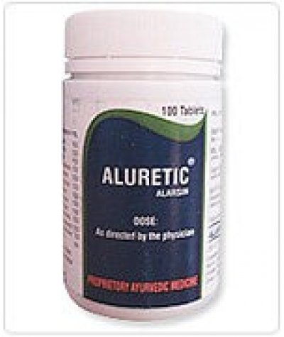 Alarsin Aluretic Tablet