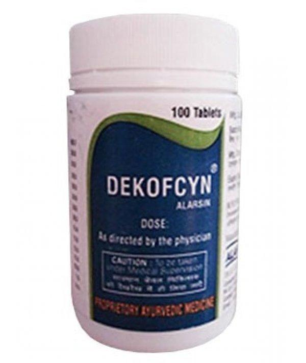 Alarsin Dekofcyn Tablet