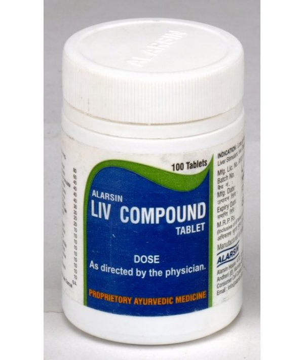 Alarsin Liv Compound Tablet