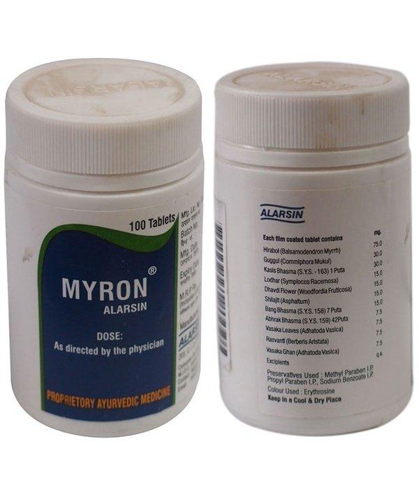 Alarsin Myron Tablet