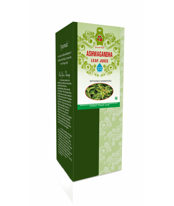 Axiom Ashavgandha Leaf Juice