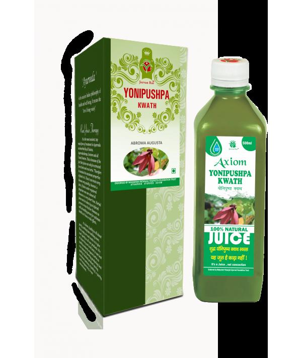 Axiom Yonipushpa juice