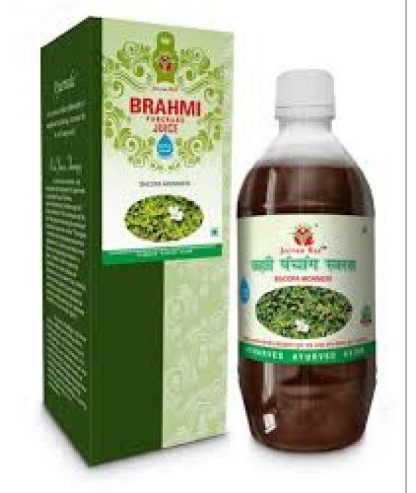 Axiom Brahmi Juice
