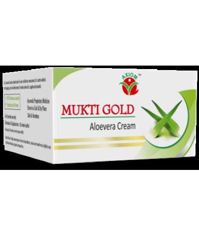 Axiom Mukti Gold Aloevera Cream