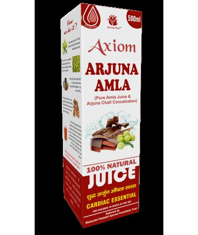 Axiom Arjuna Amla Juice
