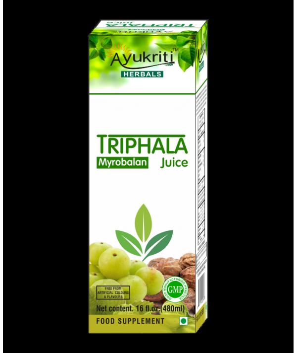 Ayukriti Triphala Juice