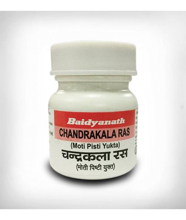 Baidyanath Chandrakla Ras Moti Yukta