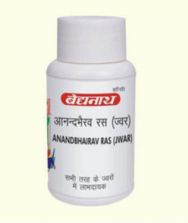 Baidyanath Anand Bhairav Ras Jwar