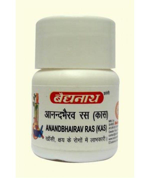 Baidyanath Anand Bhairav Ras Kasa