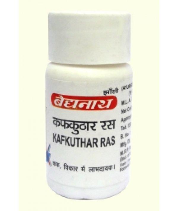 Baidyanath Kafkuthar Ras
