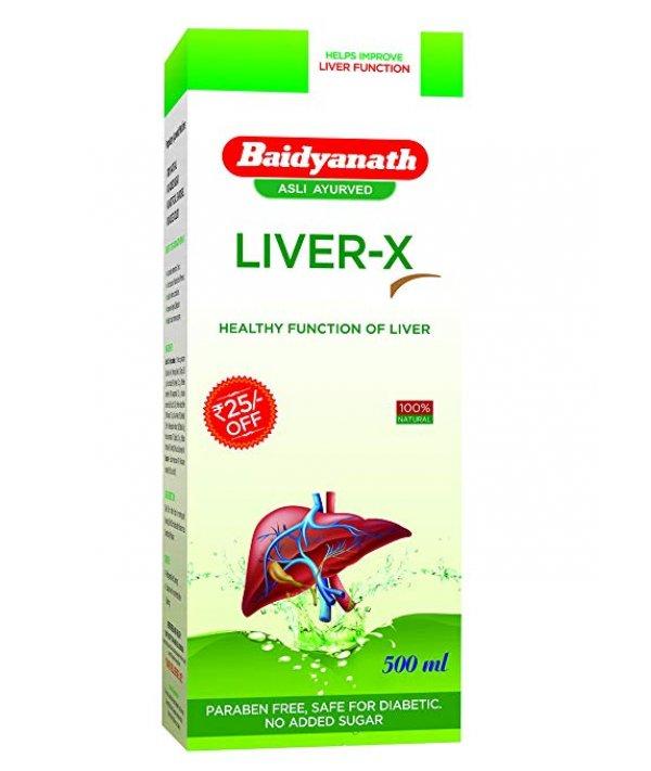 Baidyanath Liver-X