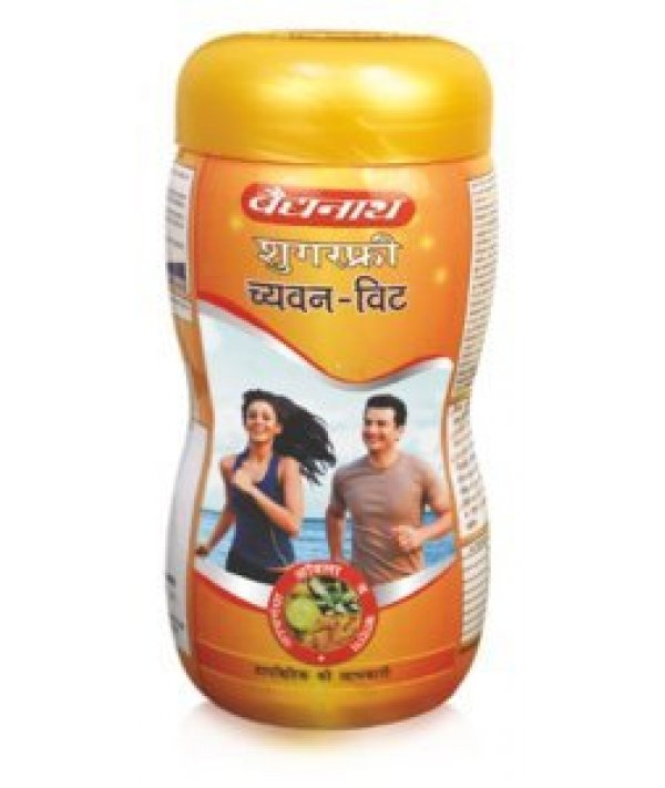 Baidyanath Sugarfree Chyawan Vit