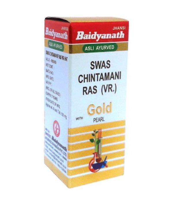 Baidyanath Swas Chintamani Ras Brihat