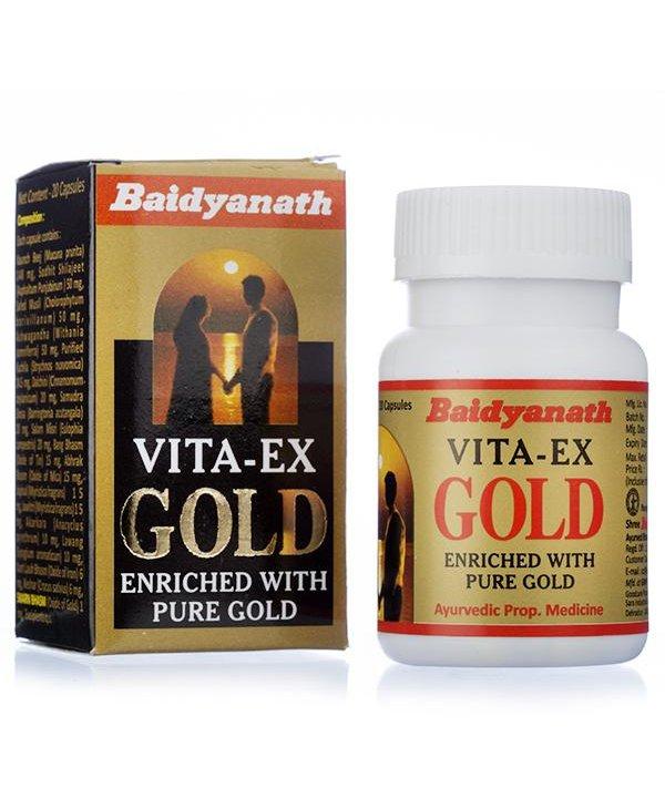 Baidyanath Vita-Ex Gold