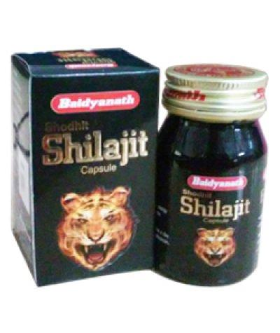 Baidyanath Shodhit Shilajeet