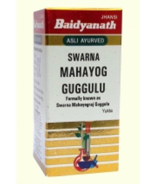 Baidyanath Swarn Mahayog Guggulu