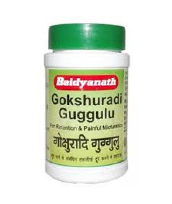 Baidyanath Gokshuradi Guggulu