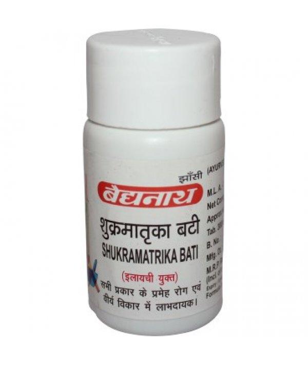 Baidyanath Shrukramatrika Bati