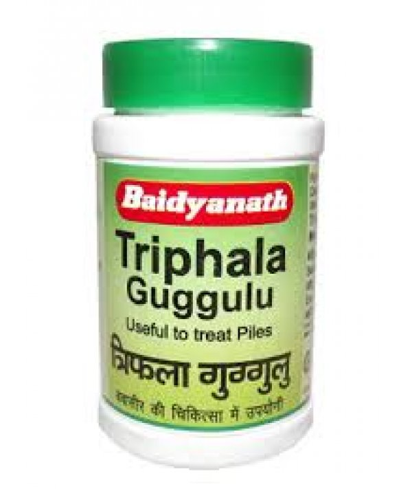 Baidyanath Triphala Guggulu