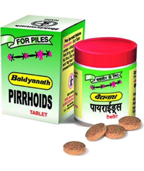 Baidyanath Pirrhoids