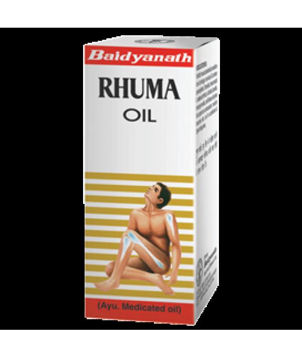 Baidyanath Rhuma Oil