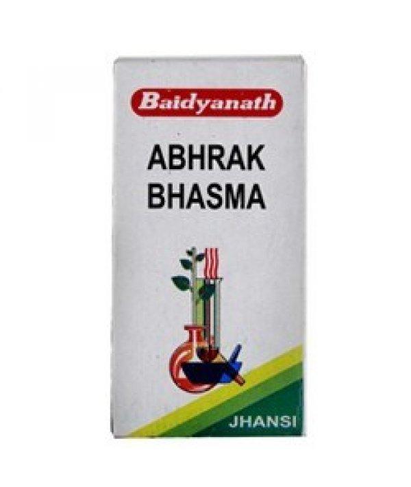 Baidyanath Abhrak Bhasma Shatputi