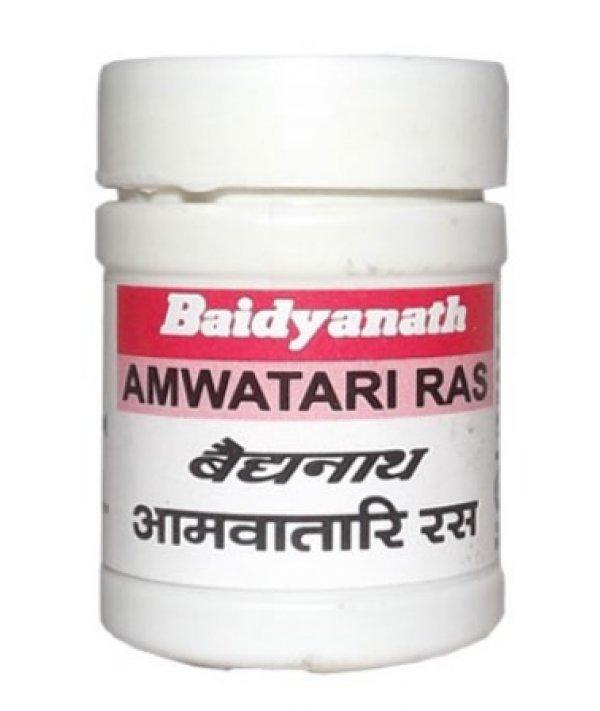 Baidyanath Amvatari Ras