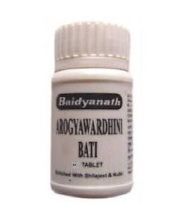 Baidyanath Arogyavardhini Bati