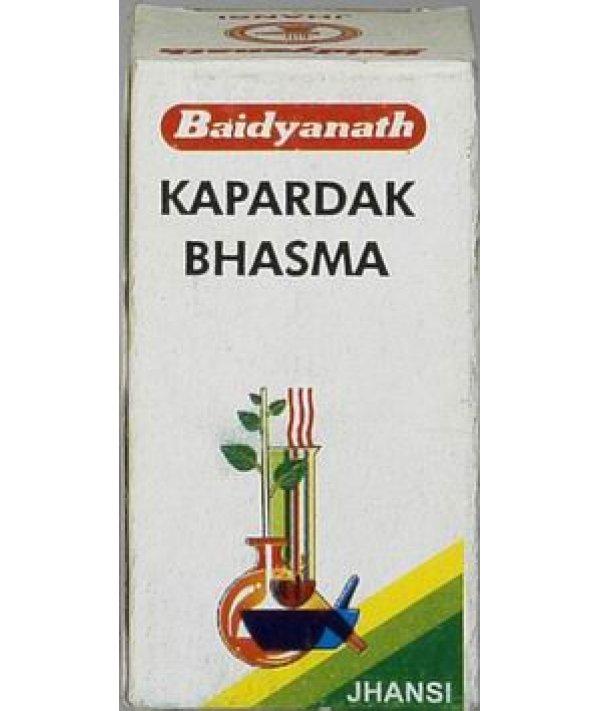 Baidyanath Kapardak Bhasma